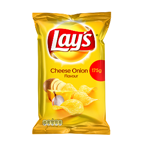 Foto Lays cheese onion