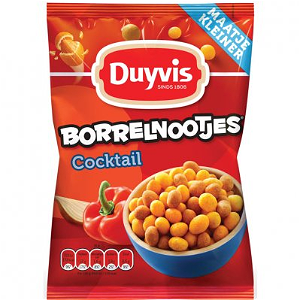 Foto Duyvis Borrelnootjes Cocktail