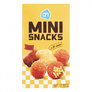 Foto Ah Mini Snacks