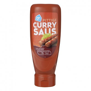 Foto  Ah Pittige Curry Saus